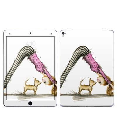 Apple iPad Pro 9.7 Skin - Downward Dog