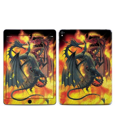 Apple iPad Pro 9.7 Skin - Dragon Wars