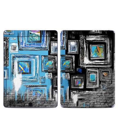 Apple iPad Pro 9.7 Skin - Dripping Walls