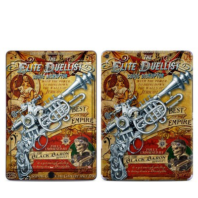 Apple iPad Pro 9.7 Skin - The Duelist
