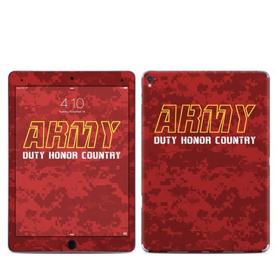 Apple iPad Pro 9.7 Skin - Duty and Honor