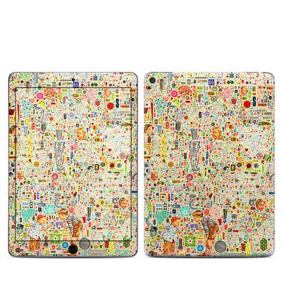 Apple iPad Pro 9.7 Skin - Effloresce