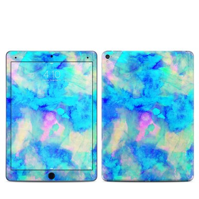 Apple iPad Pro 9.7 Skin - Electrify Ice Blue
