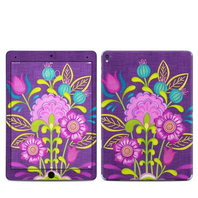 Apple iPad Pro 9.7 Skin - Floral Bouquet