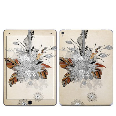 Apple iPad Pro 9.7 Skin - Fall Floral