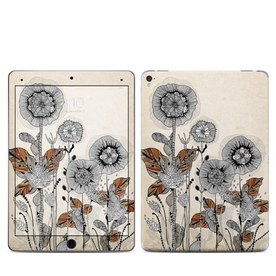 Apple iPad Pro 9.7 Skin - Four Flowers