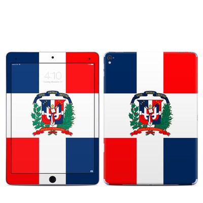 Apple iPad Pro 9.7 Skin - Dominican Republic Flag