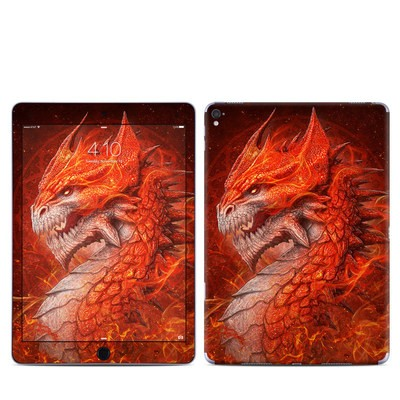 Apple iPad Pro 9.7 Skin - Flame Dragon