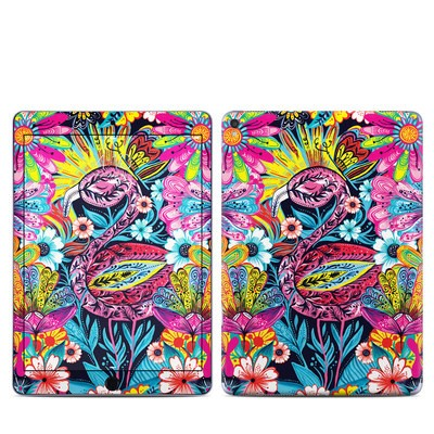 Apple iPad Pro 9.7 Skin - Flashy Flamingo