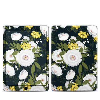 Apple iPad Pro 9.7 Skin - Fleurette Night