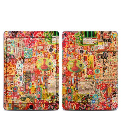 Apple iPad Pro 9.7 Skin - Flotsam And Jetsam