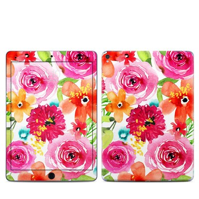 Apple iPad Pro 9.7 Skin - Floral Pop