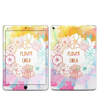 Apple iPad Pro 9.7 Skin - Flower Child