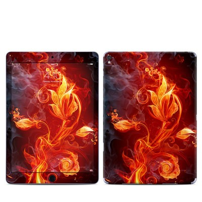 Apple iPad Pro 9.7 Skin - Flower Of Fire