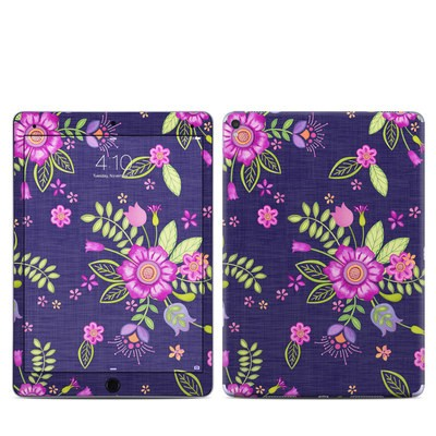 Apple iPad Pro 9.7 Skin - Folk Floral