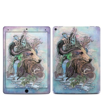 Apple iPad Pro 9.7 Skin - Forest Warden