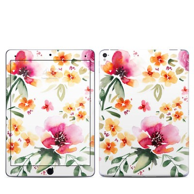 Apple iPad Pro 9.7 Skin - Fresh Flowers