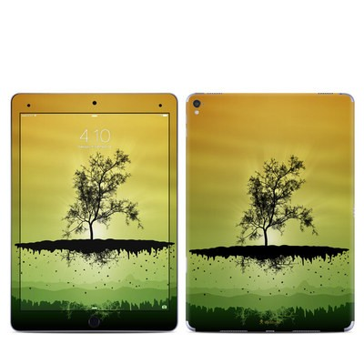 Apple iPad Pro 9.7 Skin - Flying Tree Amber