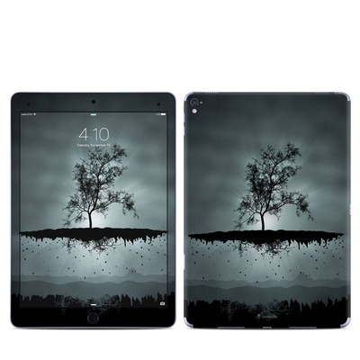 Apple iPad Pro 9.7 Skin - Flying Tree Black