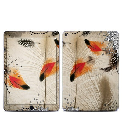Apple iPad Pro 9.7 Skin - Feather Dance