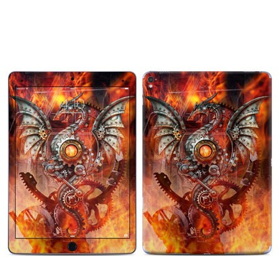 Apple iPad Pro 9.7 Skin - Furnace Dragon