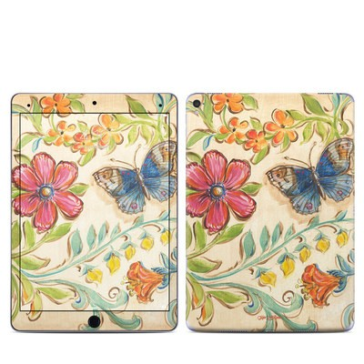 Apple iPad Pro 9.7 Skin - Garden Scroll