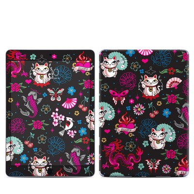 Apple iPad Pro 9.7 Skin - Geisha Kitty