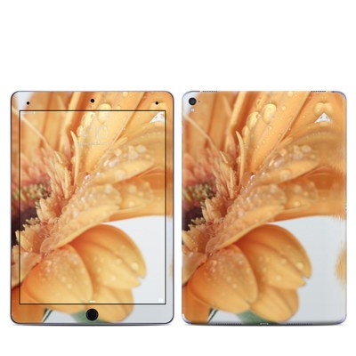 Apple iPad Pro 9.7 Skin - Golden Gerbera