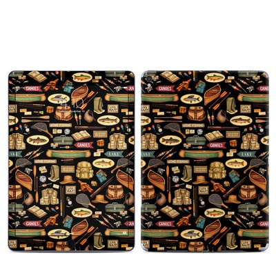 Apple iPad Pro 9.7 Skin - Gone Fishing