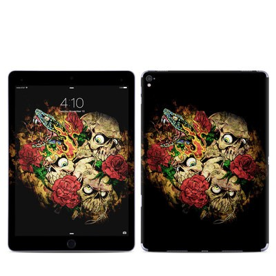 Apple iPad Pro 9.7 Skin - Gothic Tattoo