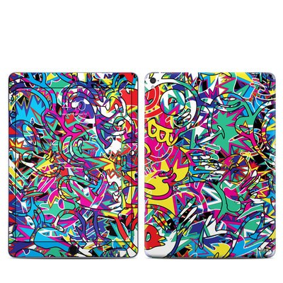 Apple iPad Pro 9.7 Skin - Graf