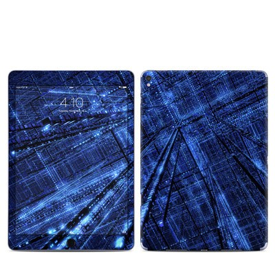 Apple iPad Pro 9.7 Skin - Grid