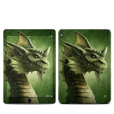 Apple iPad Pro 9.7 Skin - Green Dragon