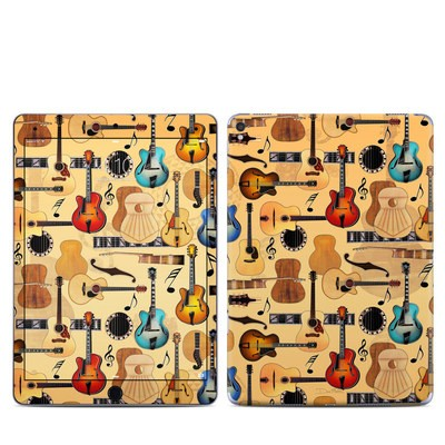 Apple iPad Pro 9.7 Skin - Guitar Collage