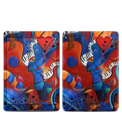 Apple iPad Pro 9.7 Skin - Guitar Music