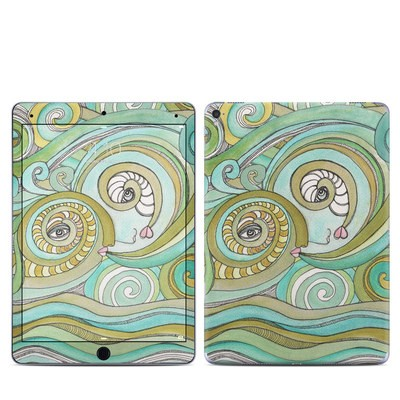 Apple iPad Pro 9.7 Skin - Honeydew Ocean
