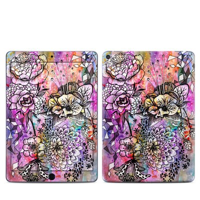 Apple iPad Pro 9.7 Skin - Hot House Flowers