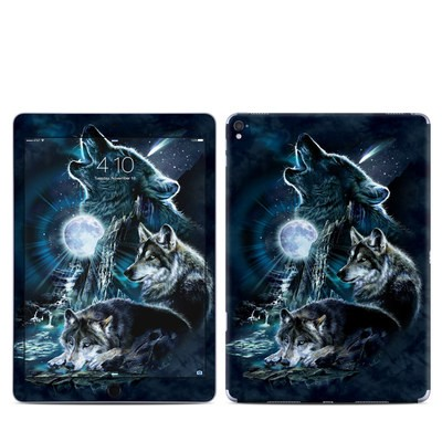 Apple iPad Pro 9.7 Skin - Howling