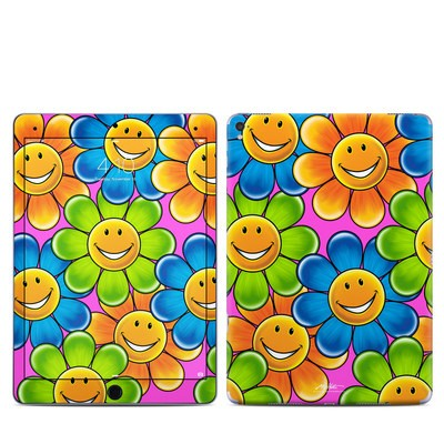 Apple iPad Pro 9.7 Skin - Happy Daisies