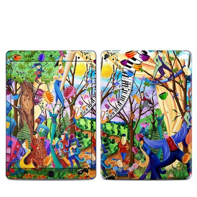 Apple iPad Pro 9.7 Skin - Happy Town Celebration