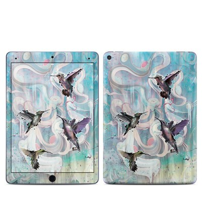 Apple iPad Pro 9.7 Skin - Hummingbirds