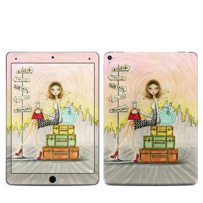 Apple iPad Pro 9.7 Skin - The Jet Setter