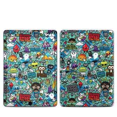 Apple iPad Pro 9.7 Skin - Jewel Thief