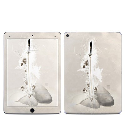 Apple iPad Pro 9.7 Skin - Katana Gold