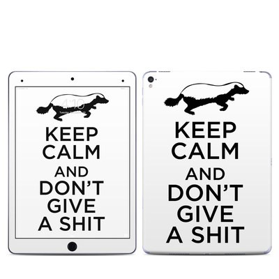 Apple iPad Pro 9.7 Skin - Keep Calm - HB