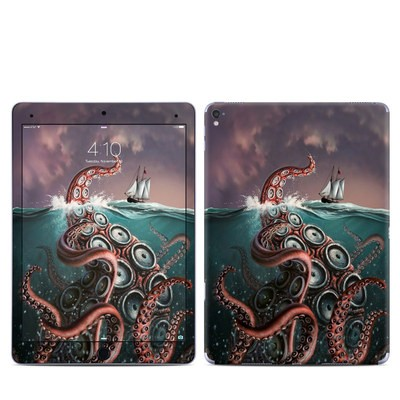 Apple iPad Pro 9.7 Skin - Kraken