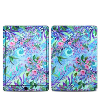 Apple iPad Pro 9.7 Skin - Lavender Flowers