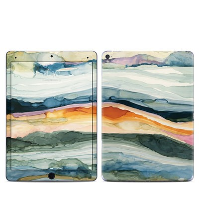 Apple iPad Pro 9.7 Skin - Layered Earth