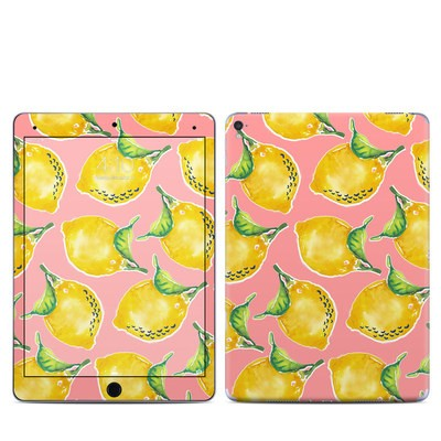 Apple iPad Pro 9.7 Skin - Lemon