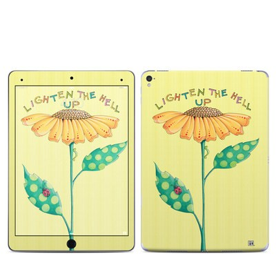 Apple iPad Pro 9.7 Skin - Lighten Up